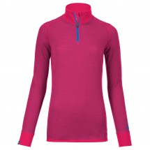 Ortovox - Women's Merino Supersoft 210 Long Sleeve Zip Neck