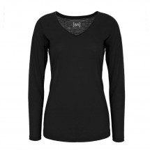 SuperNatural - Women's Base V Neck 230 - Longsleeve