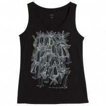 Icebreaker - Women's Tech Lite Tank Dancing Tree - Toppi
