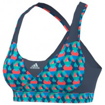 adidas - Women's Supernova Graphic Bra - Sports bra