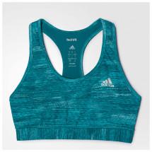 adidas - Women's Techfit Bra Heather Print - Sport-BH