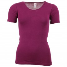 Engel - Women's Unterhemd S/S - Silk underwear