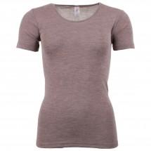Engel - Women's Unterhemd S/S - Zijden ondergoed