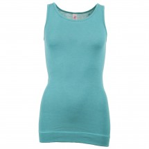 Engel - Women's Ärmellos Long-Shirt - Seidenunterwäsche