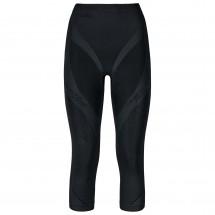 Odlo - Women's Pants 3/4 Evolution Warm Muscle Force - Syntetisk undertøy