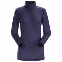 Arc'teryx - Women's Phase SL Zip Neck L/S
