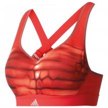 adidas - Women's Cmmttd X Bra Print - Urheilurintaliivi