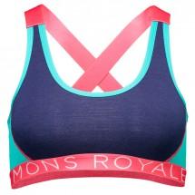 Mons Royale - Women's Stella X-Back Bra - Urheilurintaliivi
