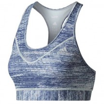 adidas - Women's Techfit Base Bra Print Heather - Sports bra