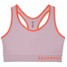 Under Armour - Women's Armour Mid Keyhole - Sports bra