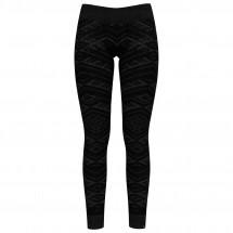 Odlo - Women's Suw Bottom Pant Natural + Kinship Warm - Kunstfaserunterwäsche