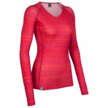 Icebreaker - Women's Bodyfit 200+ Oasis V Ripple