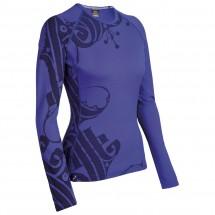 Icebreaker - Women's Bodyfit 200+ Oasis Crewe Scroll