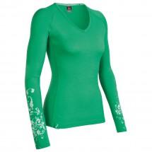 Icebreaker - Women's Bodyfit 200+ Oasis V Fleur
