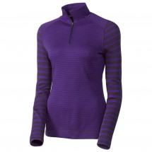 Smartwool - Women's NTS Midweight Pattern Zip T - Longsleeve