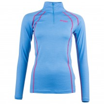 Bergans - Fjellrapp Lady Half Zip - Merino base layer