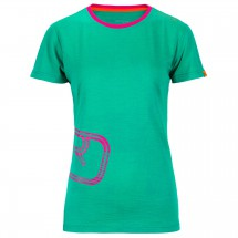 Ortovox - Women's R 'N' W Short Sleeve - Merino ondergoed