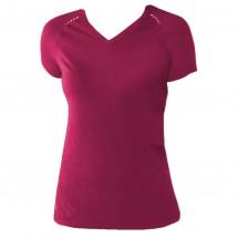 Smartwool - Women's PhD Run Short Sleeve V-Neck - Laufshirt