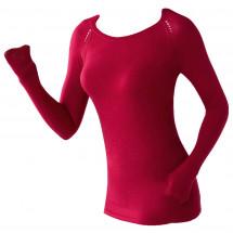 Smartwool - Women's PhD Run Long Sleeve Crew - Joggingshirt