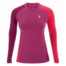Peak Performance - Women's Multi LS 180 - Merino underwear