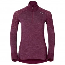 Odlo - Women's Revolution Tw X-Warm Shirt L/S 1/2 Zip