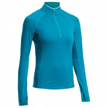 Icebreaker - Women's Zone L/S Half Zip - Merino ondergoed