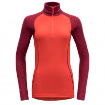 Devold - Duo Active Woman Zip Neck - Merinoundertøy