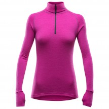 Devold - Expedition Woman Zip Neck - Merino base layers