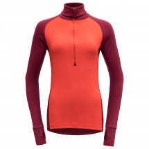 Devold - Expedition Woman Zip Neck - Merinounterwäsche