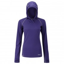 Rab - Women's MeCo 165 Hoodie - Pull-over en laine mérinos