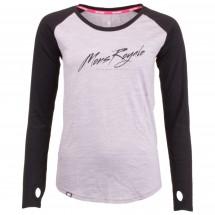 Mons Royale - Women's Raglan LS - Merinovilla-alusvaatteet