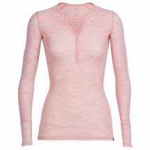 Icebreaker - Women's Butter Rib L/S - Manches longues