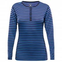 Devold - Breeze Woman Button Shirt - Merinovilla-alusvaattee