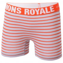 Mons Royale - Women's Hannah Hot Pant - Merinovilla-alusvaat