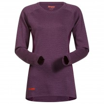 Bergans - Snøull Lady Shirt - Merino base layer
