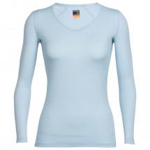 Icebreaker - Women's Oasis L/S V - Merino ondergoed