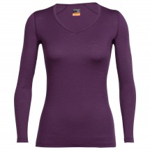 Icebreaker - Women's Oasis L/S V - Merino base layers