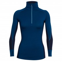 Icebreaker - Women's Winter Zone L/S Half Zip