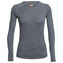 Icebreaker - Women's Zone L/S Crewe - Merino underwear
