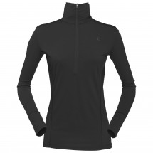 Norrøna - Women's Wool Zip Neck - Merino ondergoed