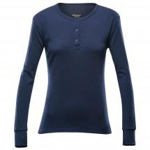 Devold - Nature Woman Button Shirt - Merinounterwäsche
