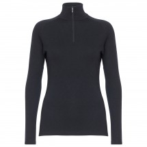 66 North - Basar Women's Zip Neck - Merinounterwäsche