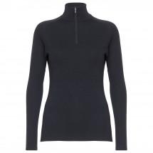 66 North - Basar Women's Zip Neck - Merinovilla-alusvaatteet