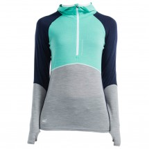 Mons Royale - Womens Bella Coola Tech L/S Zip Hood