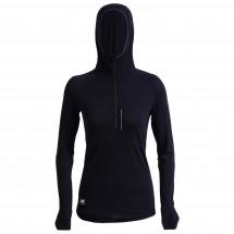 Mons Royale - Womens Bella Coola Tech L/S Zip Hood