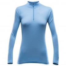 Devold - Breeze Woman Half Zip Neck - Merino base layer