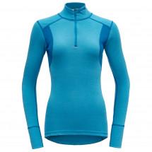 Devold - Hiking Woman Half Zip Neck - Underkläder merinoull