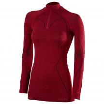 Falke - Women's Wool-Tech Zip Shirt - Merinovilla-alusvaatteet