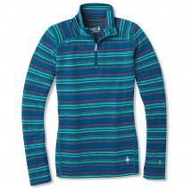 Smartwool - Women's Merino 250 Baselayer Pattern 1/4 Zip - Merinoundertøy