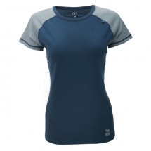 2117 of Sweden - Womens Eco S/S Merino Top - Merino base layer